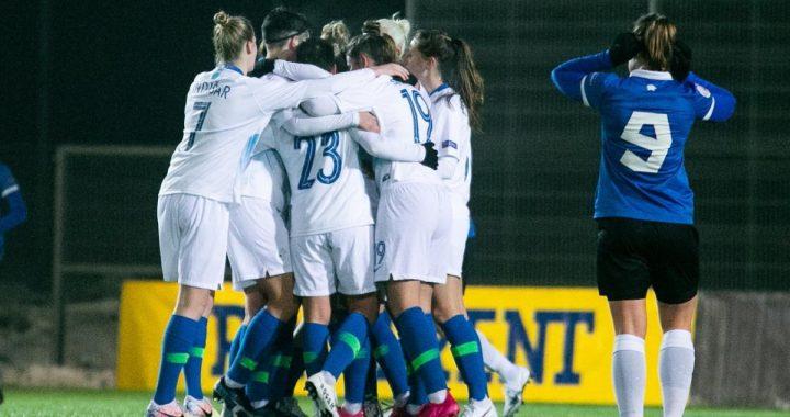 FOTO: Brit Maria Tael/Soccernet.ee