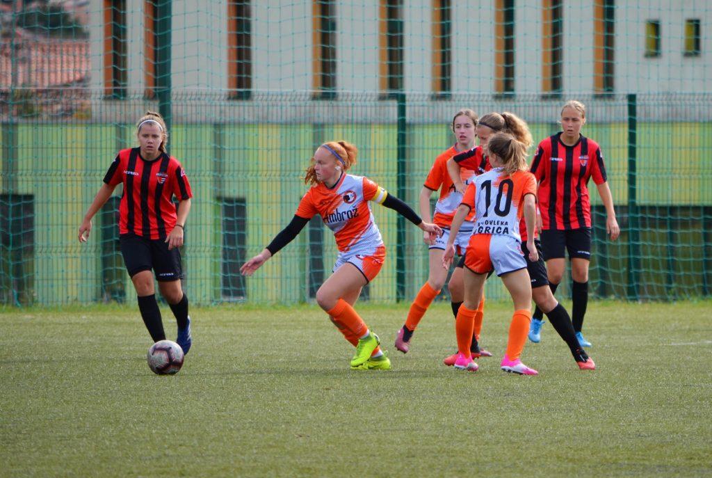 FOTO: Dekleta ND Primorje/Bojan Bizjak