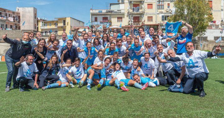 FOTO: Napoli Femminile
